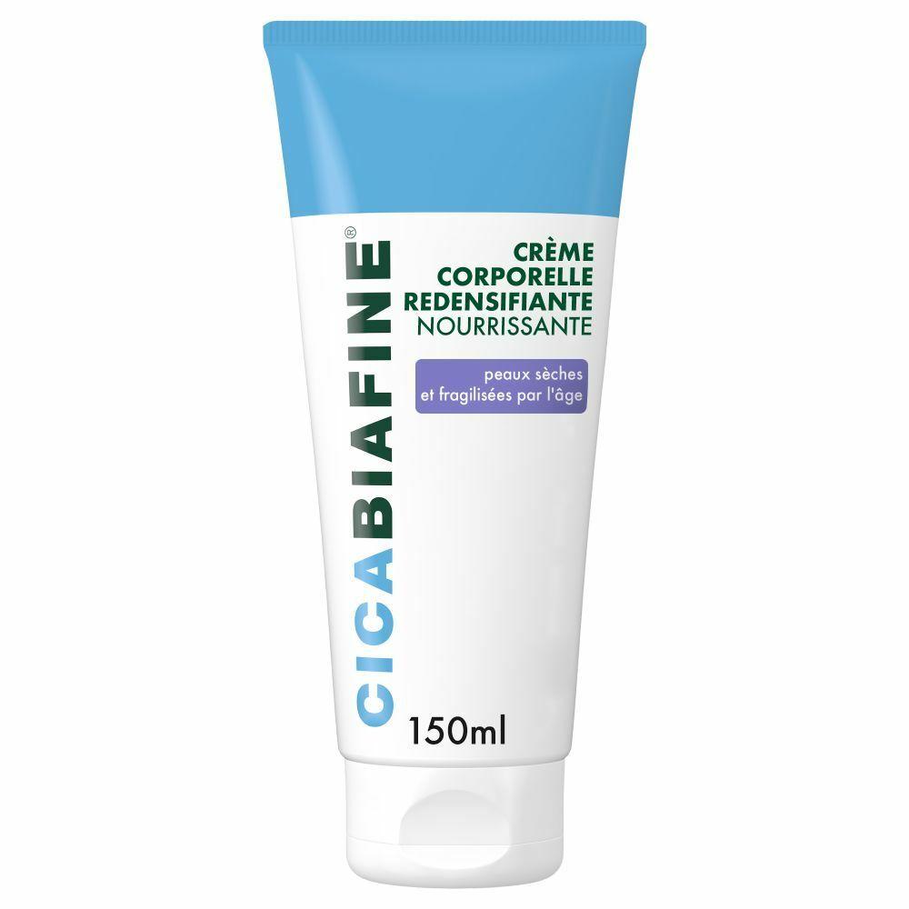 Cica biafine Crème corporelle redensifiante nourrissante 150 ml
