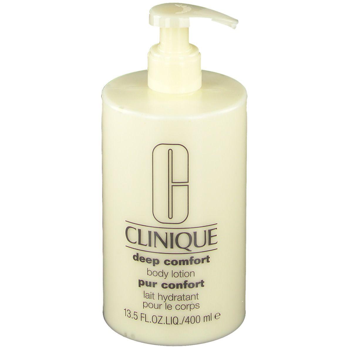 CLINIQUE Deep Comfort™ Lait Hydratant pour le Corps