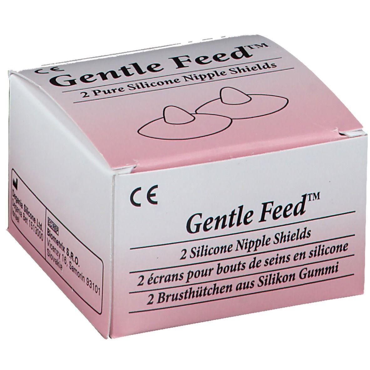 Degania Gentle Feed™ Bout de seins Silicone