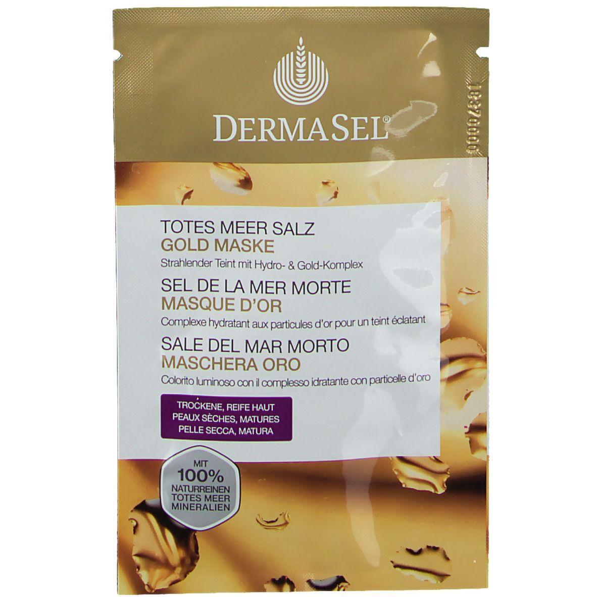 DermaSel® Masque d'Or