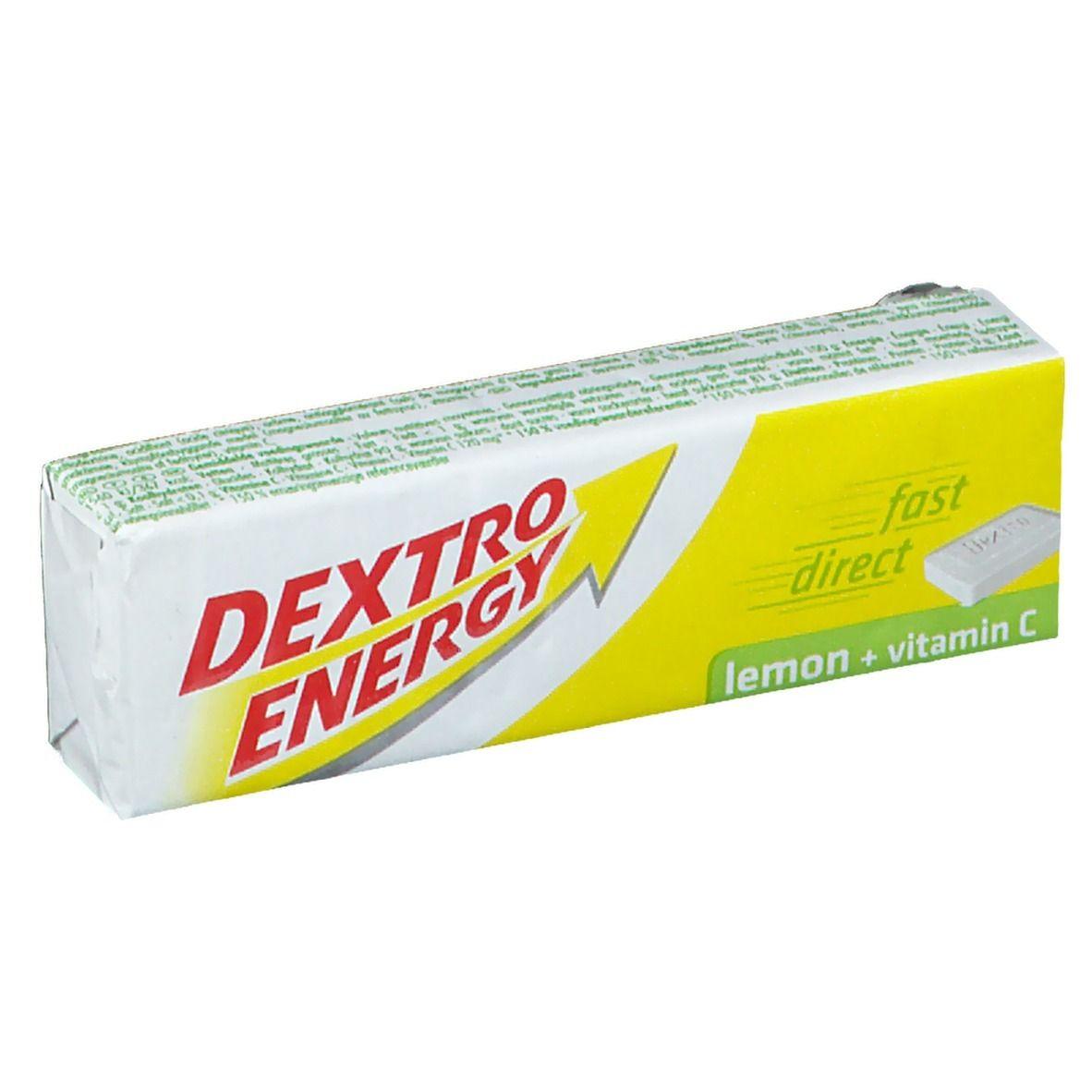 Dextro Energy Citron Sticks