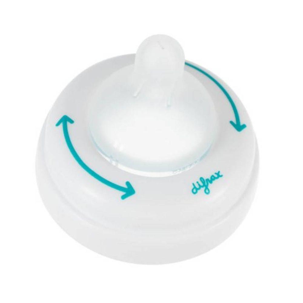 Difrax® Anneau 1-2-3 Natural pour le biberon S
