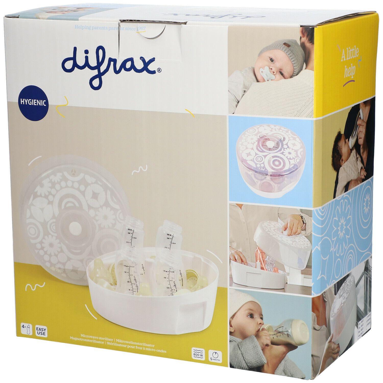 Difrax Stérilisateur micro ondes