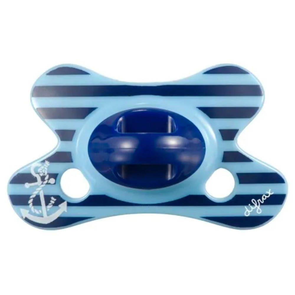 Difrax® Sucette dental Boy 0-6 mois (Couleur non sélectionnable)