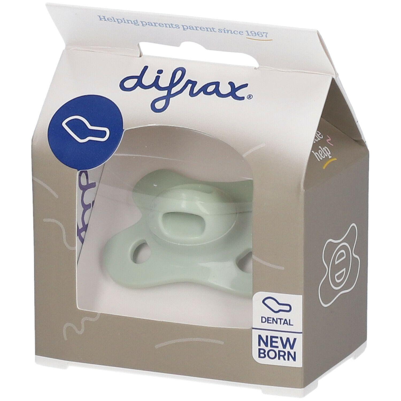Difrax® Sucette dental neuwborn -2/+2m (Couleur non sélectionnable)