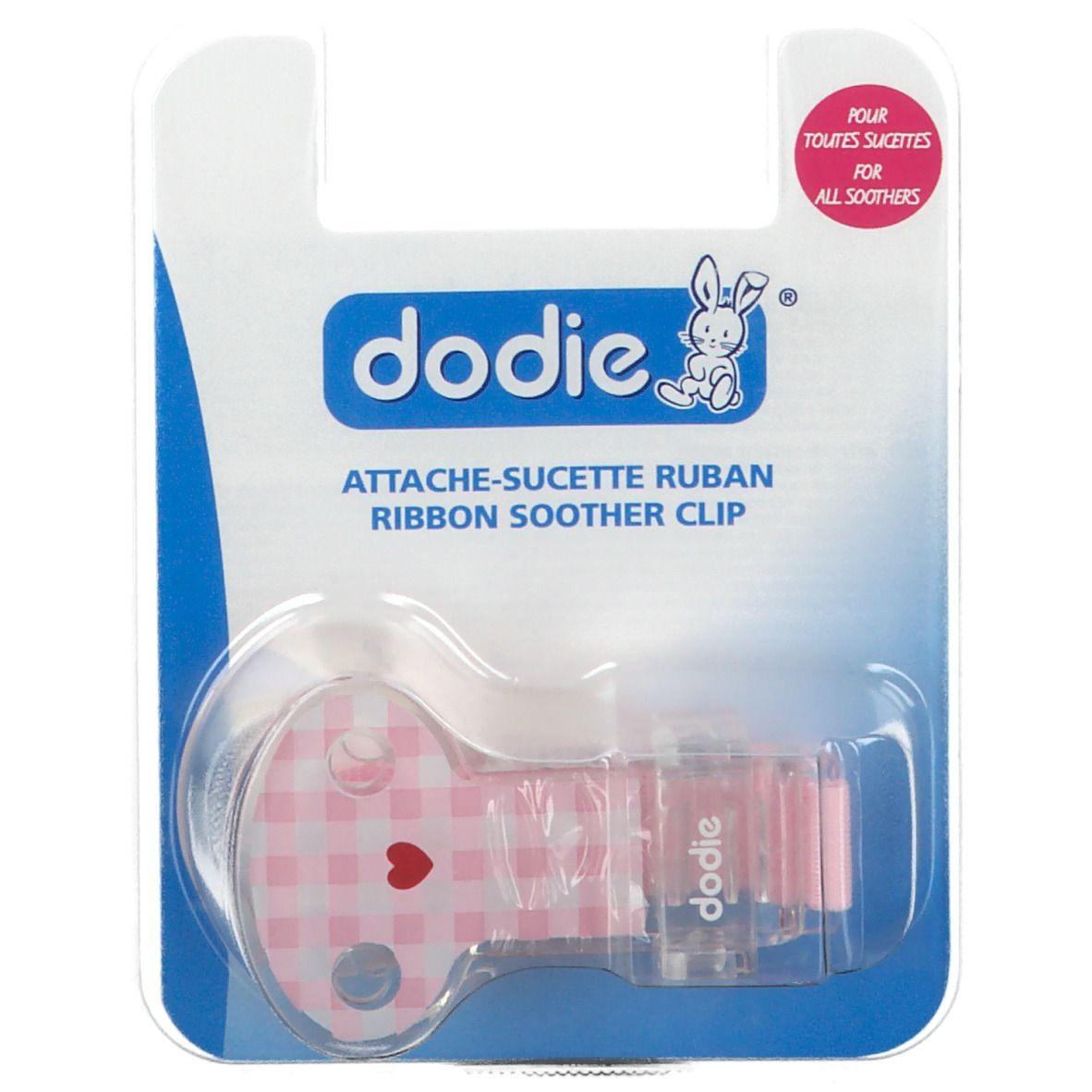 dodie® attache sucette (Couleur non sélectionnable)