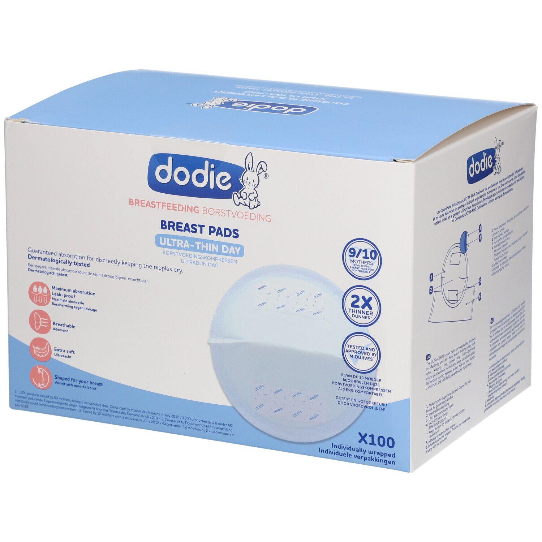 dodie® Coussinets d'Allaitement Ultra-Fins Jour