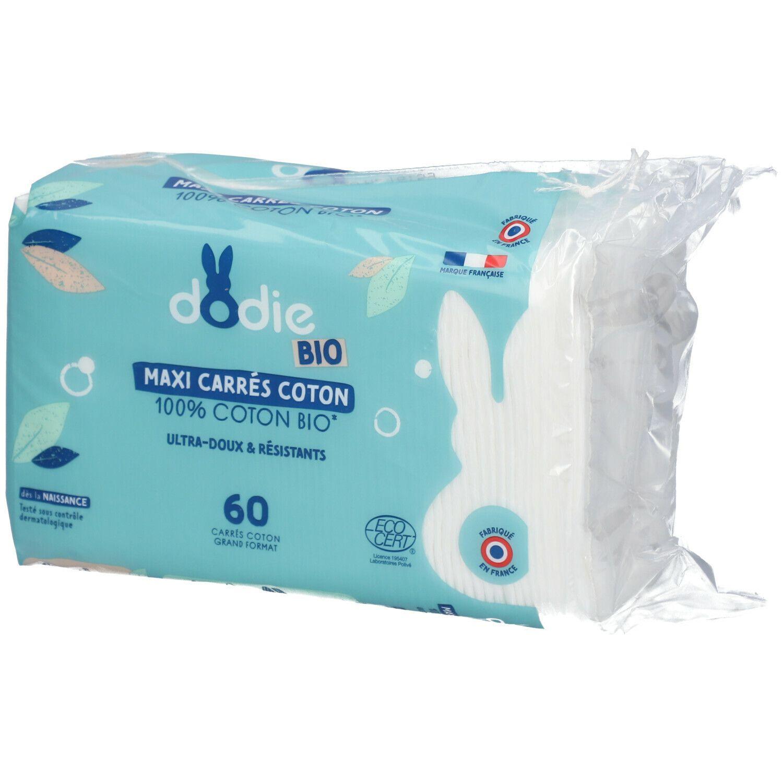 dodie® Maxi carrés coton
