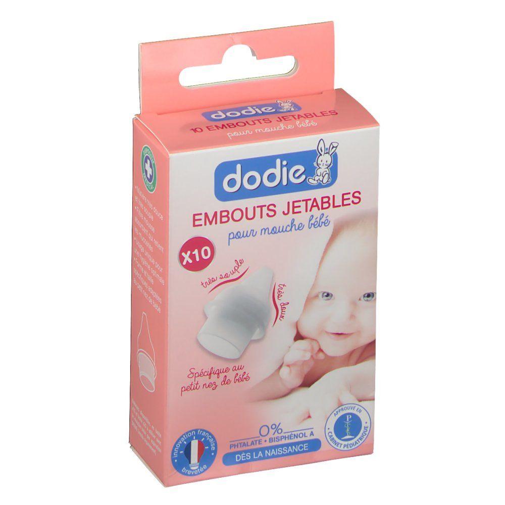 dodie® Recharge d'embouts mouche bébé