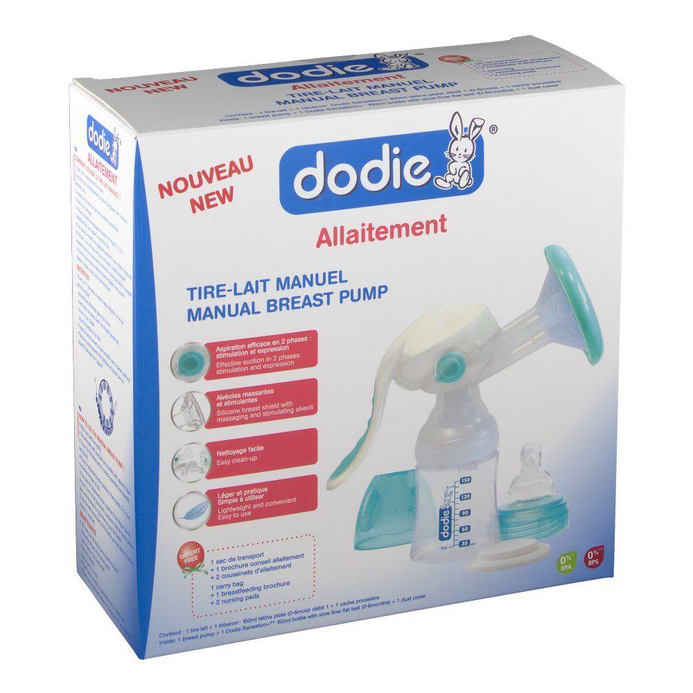dodie® Tire-Lait manuel