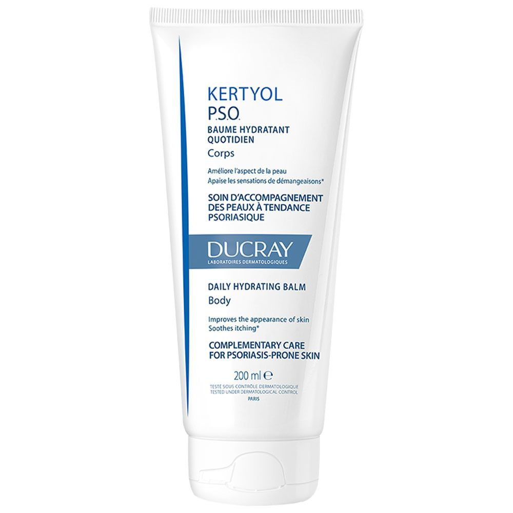 DUCRAY Kertyol P.S.O Baume Hydratant Quotidien Corps