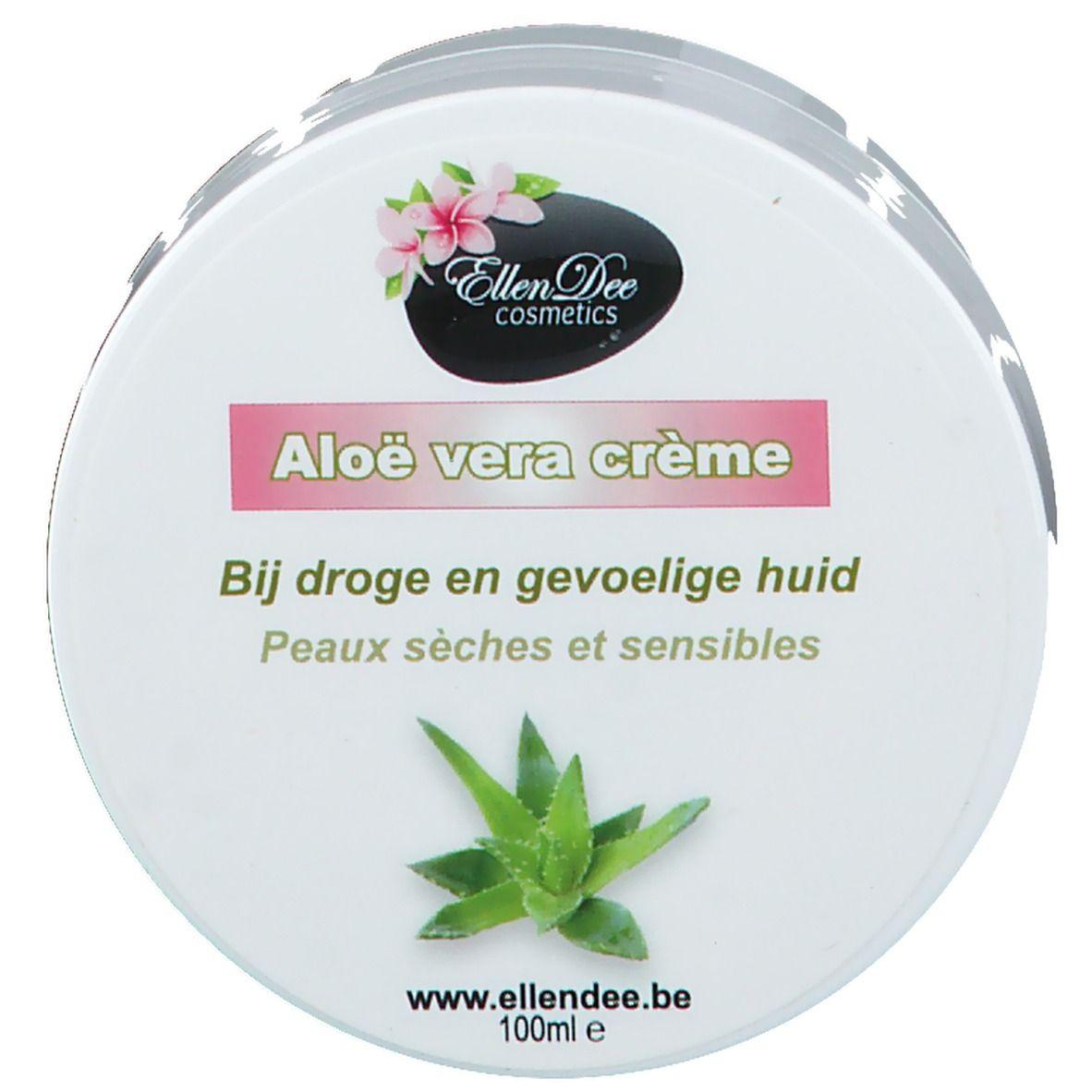 Ellen Dee cosmetics Crème d'Aloé Vera