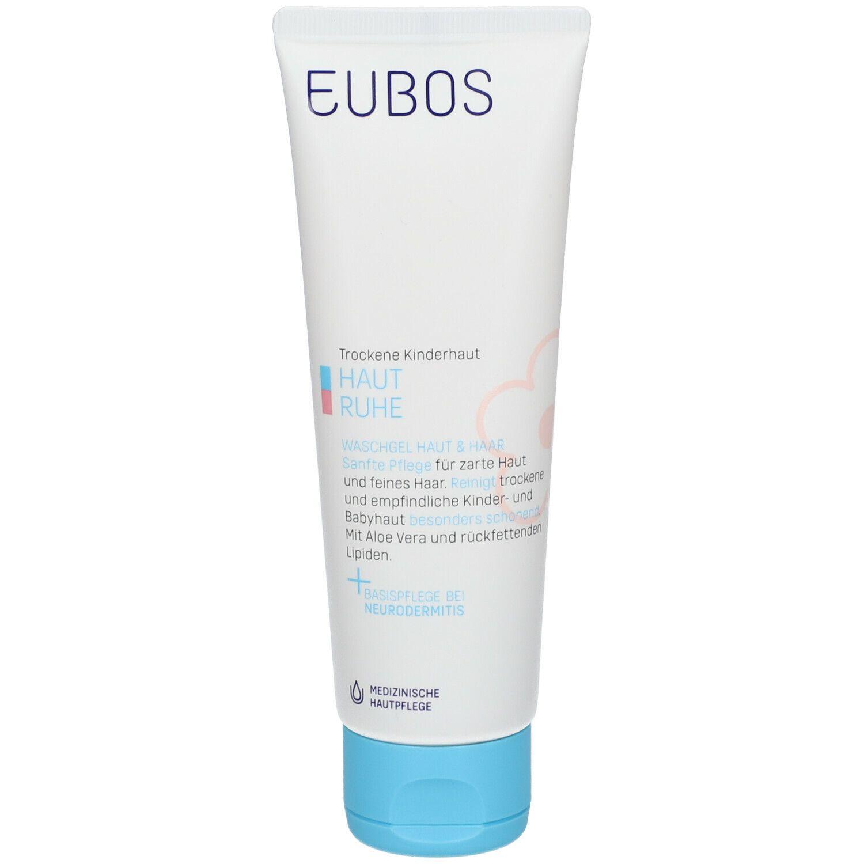 EUBOS® Med Haut Ruhe Gel Nettoyant peau & cheveux