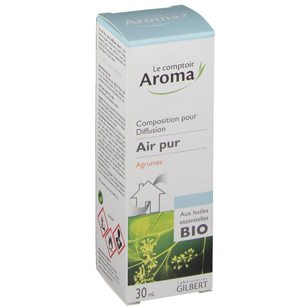 Le Comptoir Aroma Composition Respir' Air pur