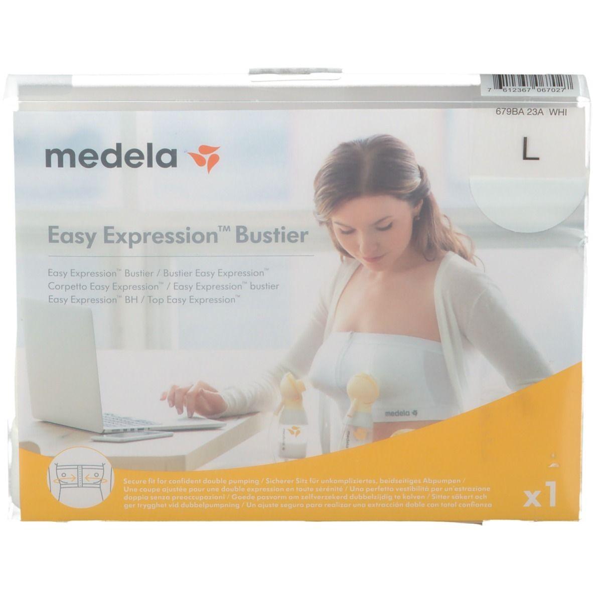 Medela easy expression™ bustier Blanc L