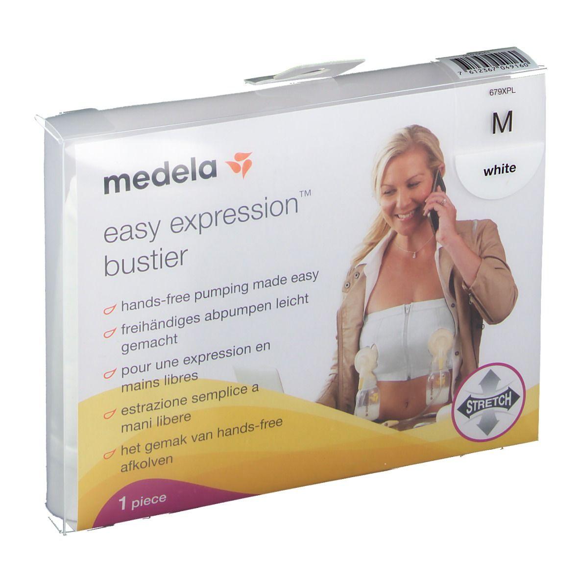 medela easy expression bustier M