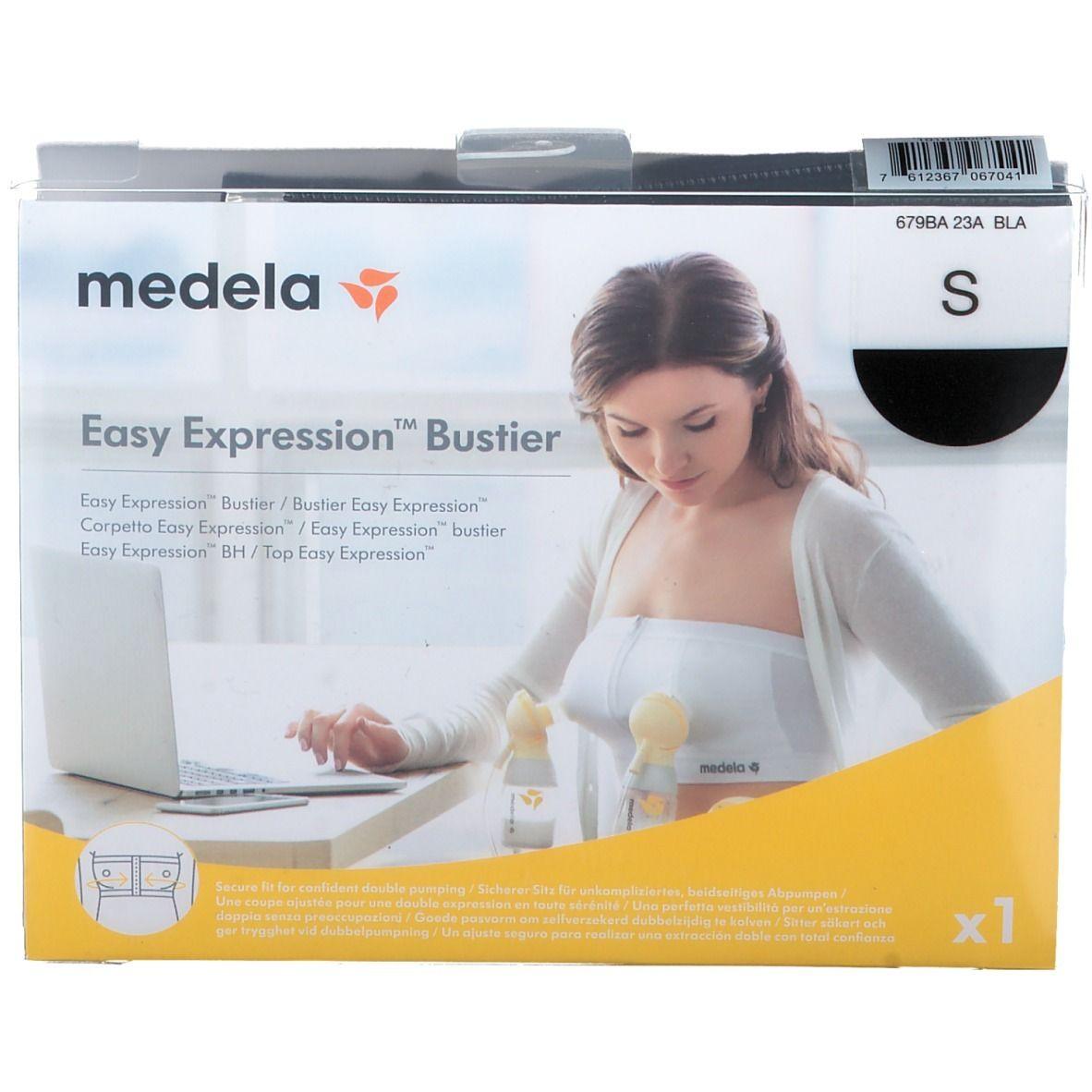 Medela easy expression™ bustier Noir S