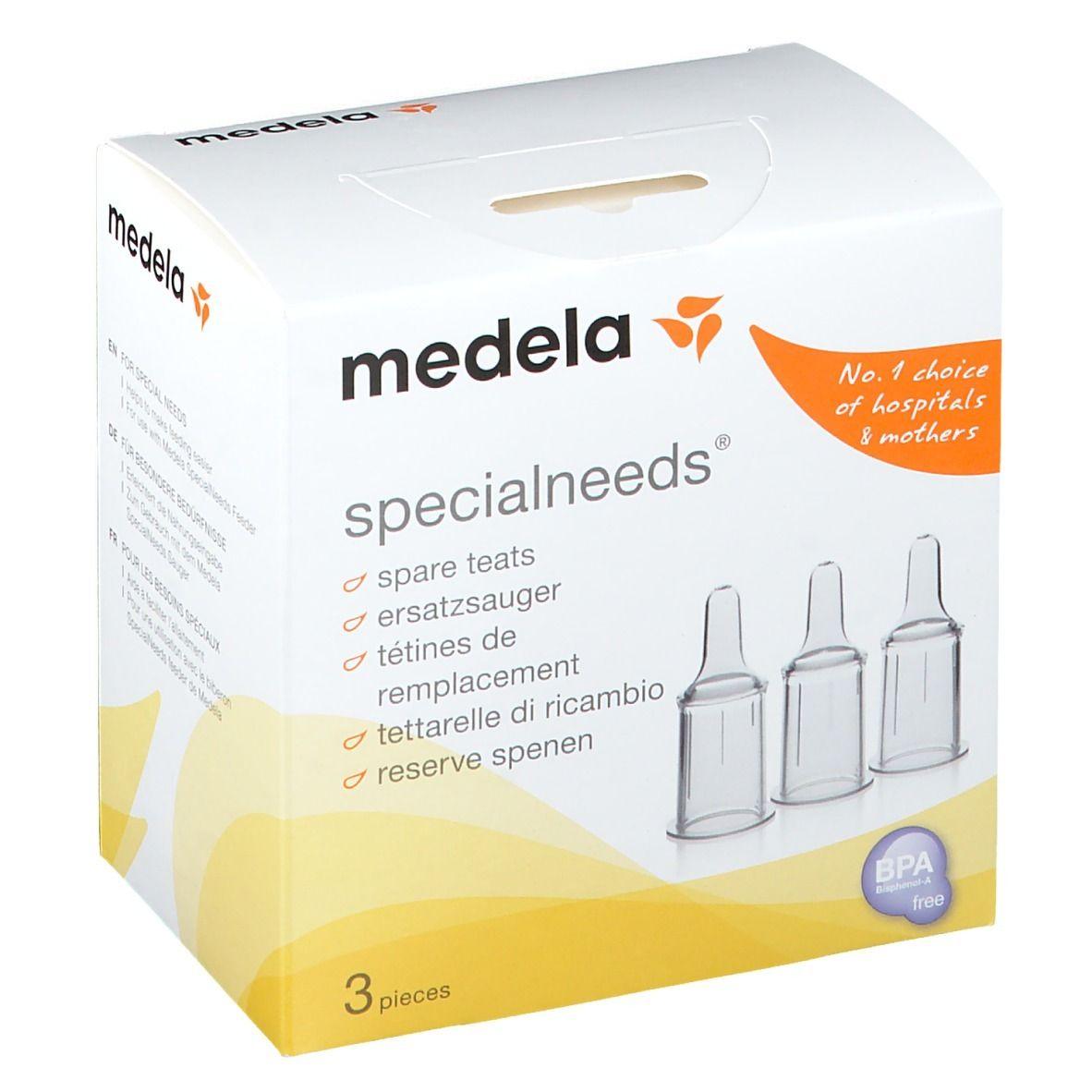 medela® SpecialNeeds™ Tétine