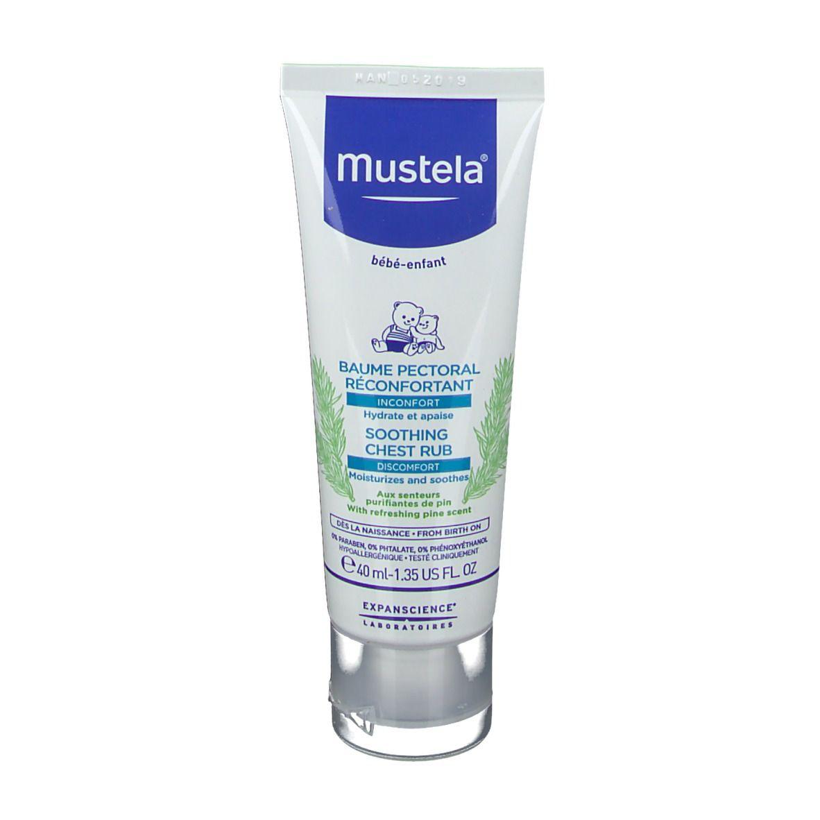 mustela® Baume Pectoral Réconfortant