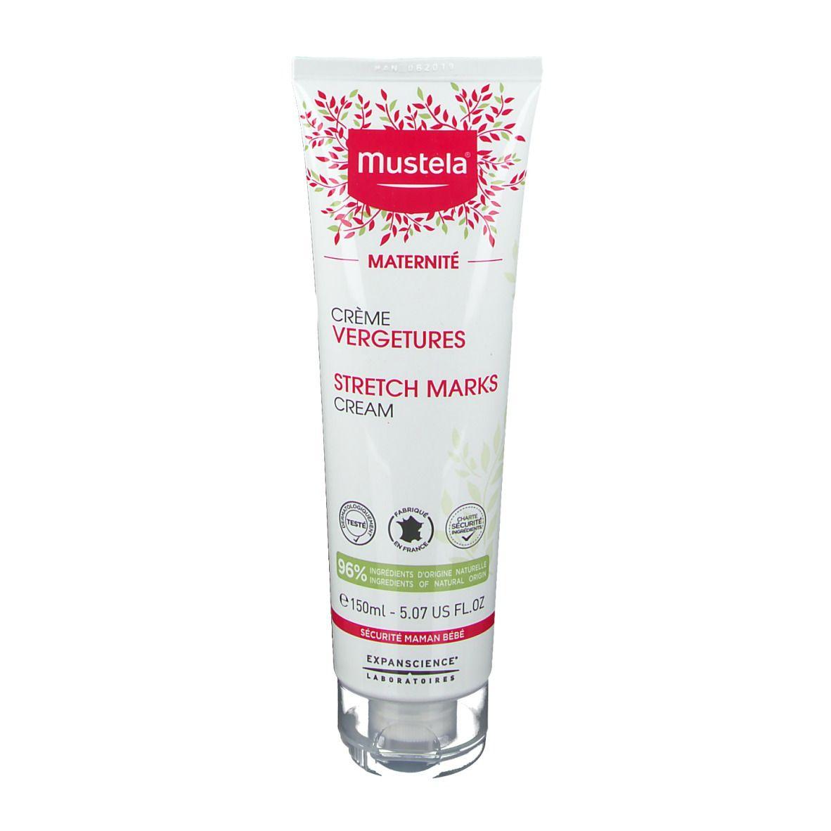 Mustela® Crème Vergetures Action 3 en 1