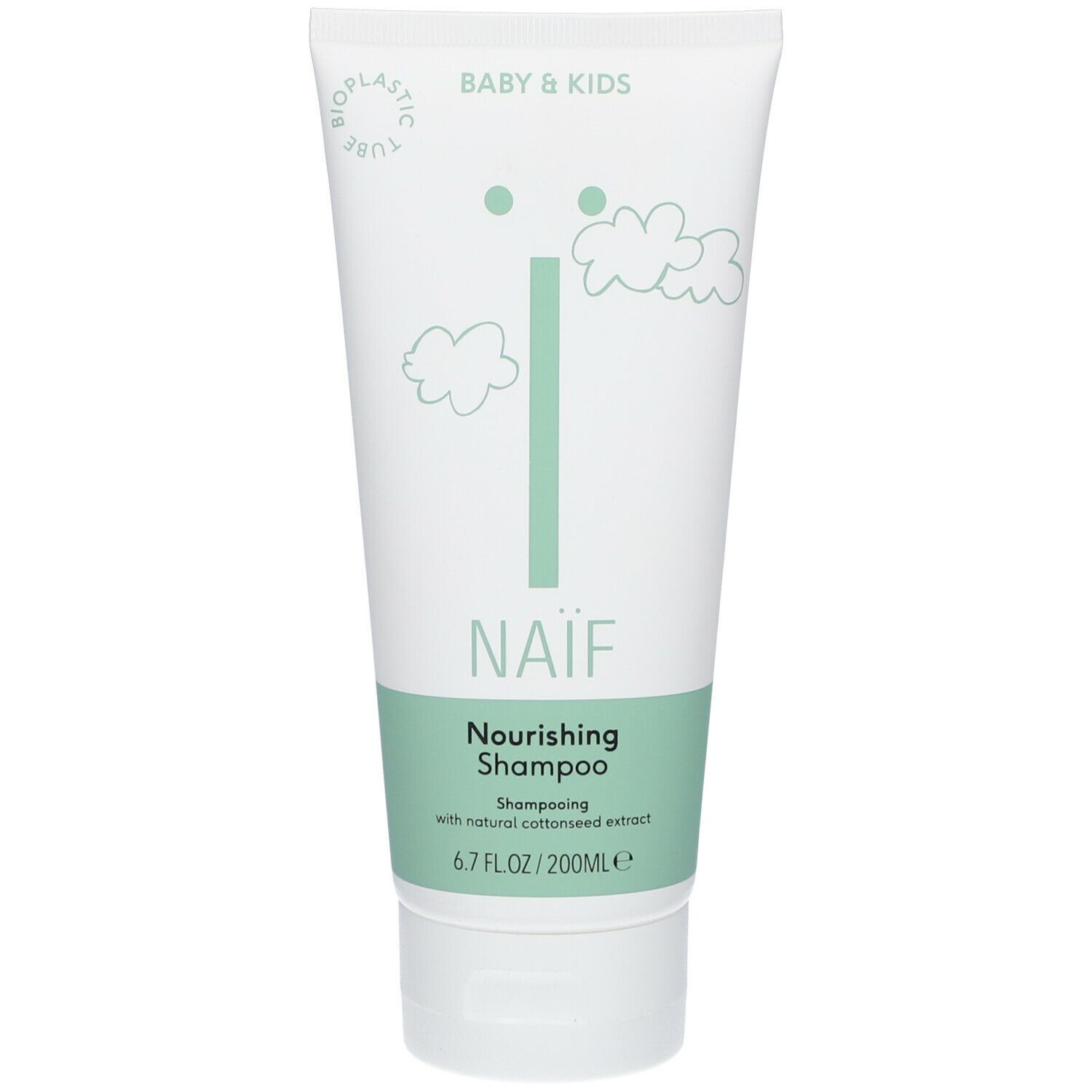 Naïf® Baby Shampooing Doux