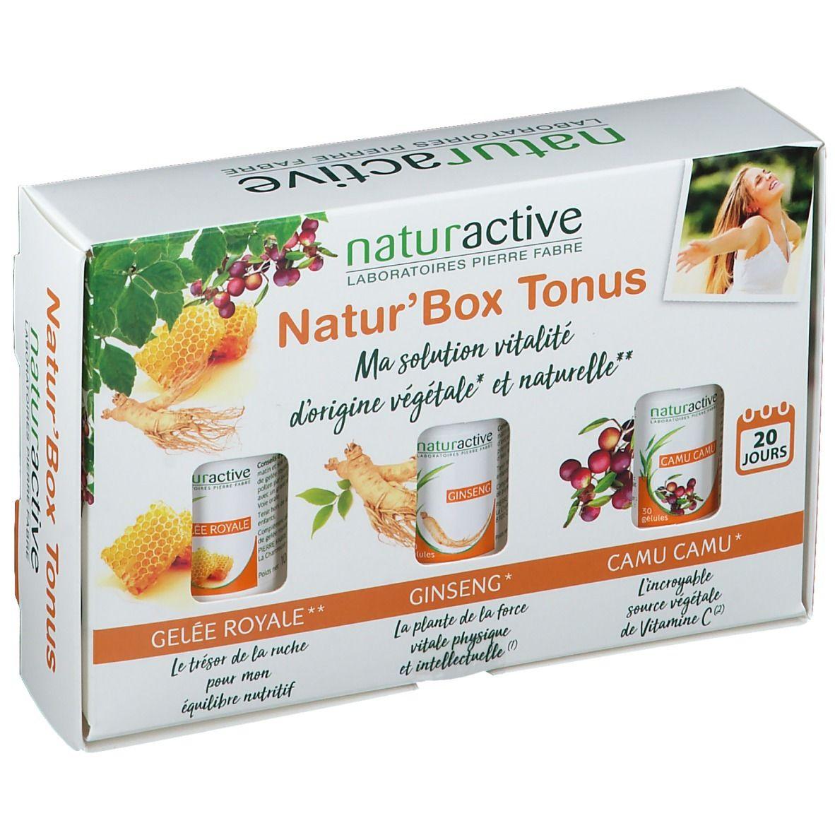 Naturactive Natur'Box Tonus