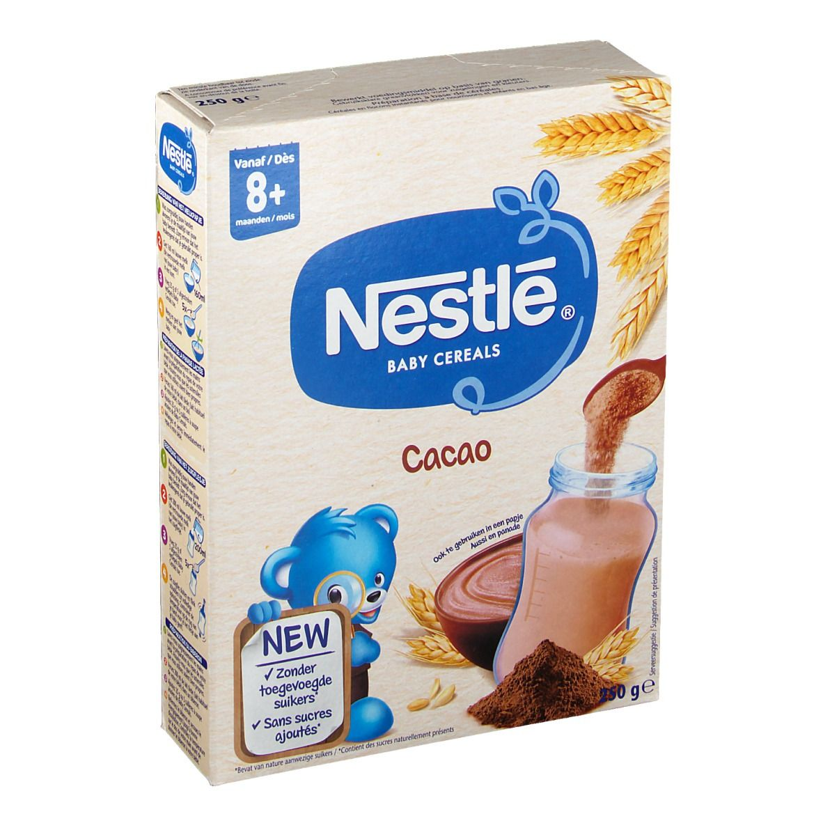 Nestlé® Baby Cereals Cacao