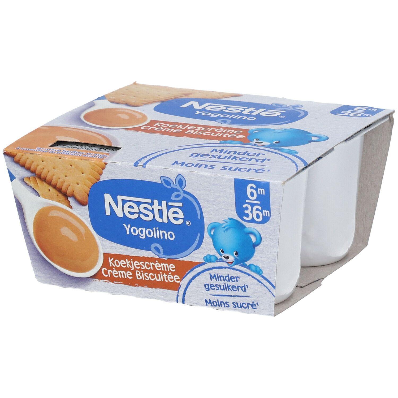 Nestlé® Baby Dessert Crème Biscuitée