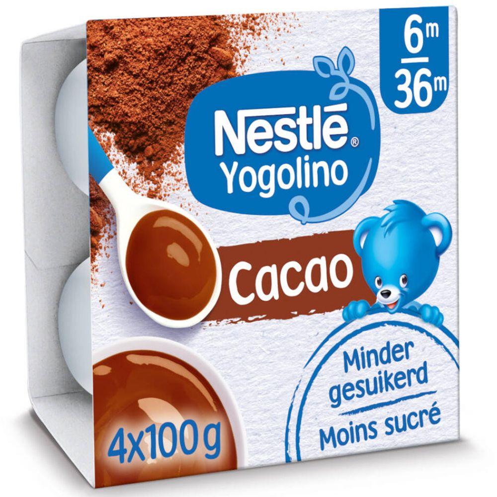 Nestlé Bébé Dessert Chocolat Pot