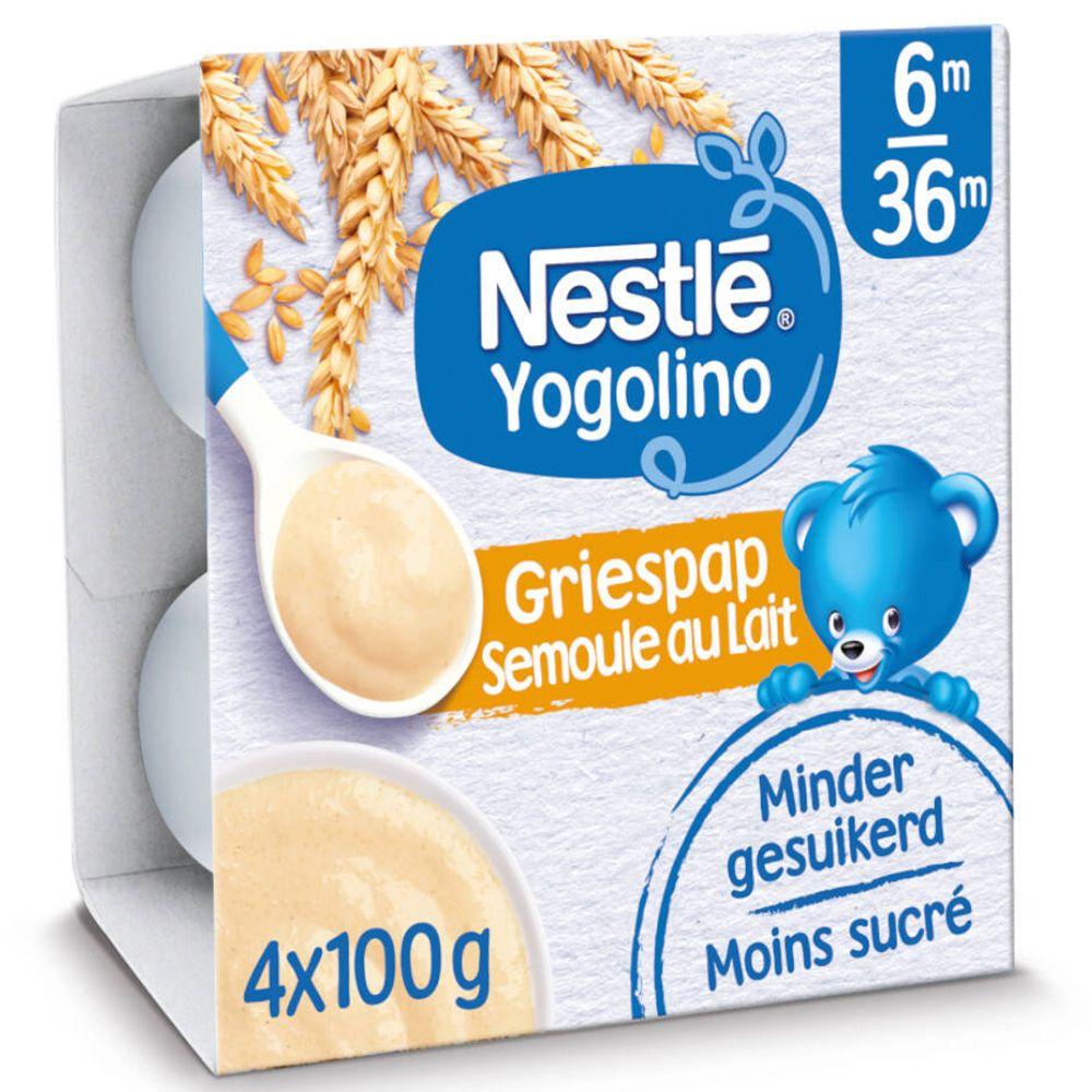 Nestlé Bébé Dessert Pouding Au Riz Pot