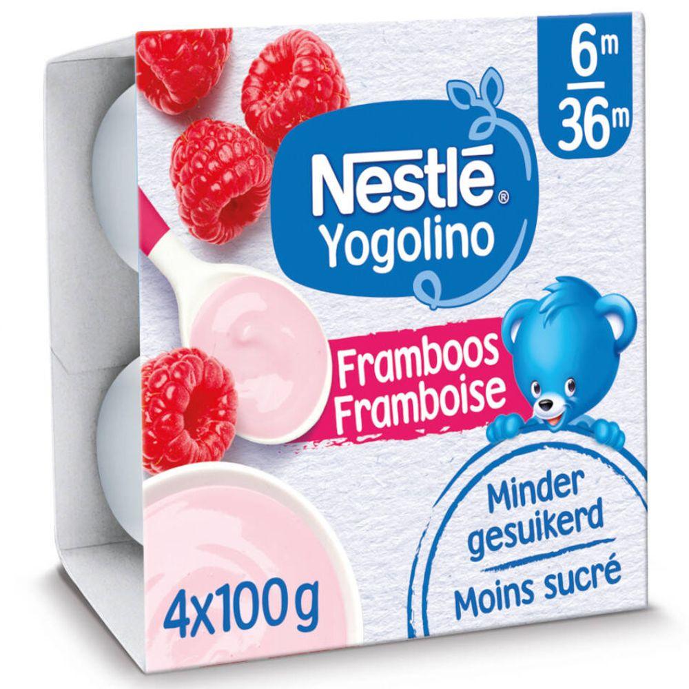 Nestlé Bébé Yogo Framboise