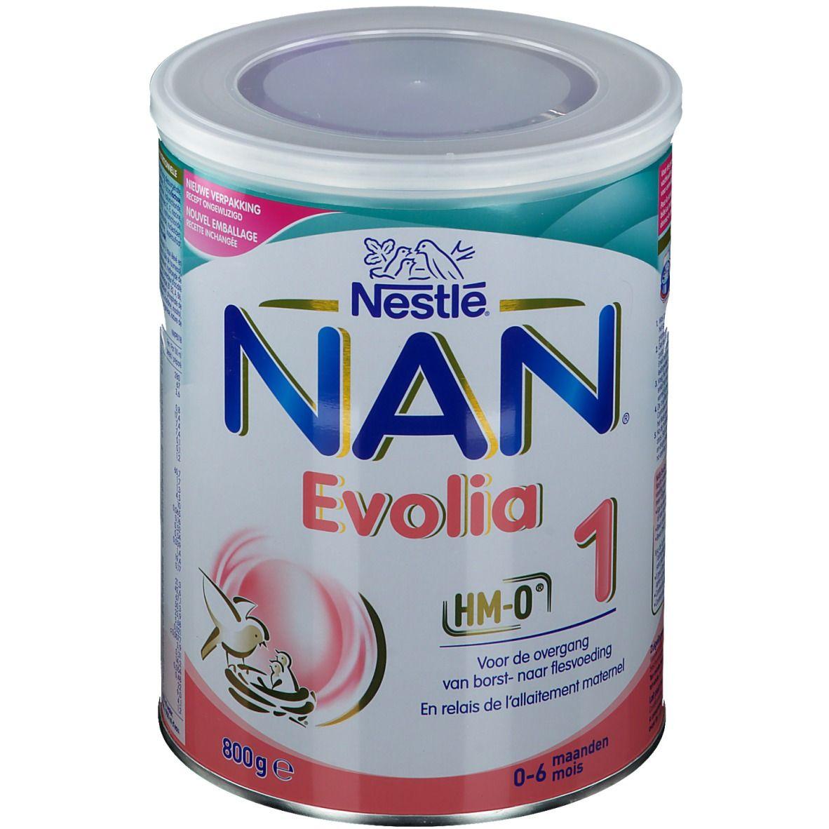 Nestlé NAN OPTIPRO Evolia 1