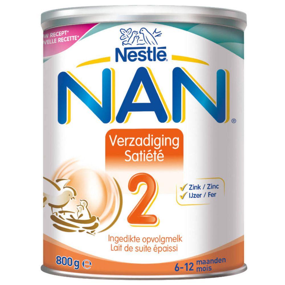 Nestlé® NAN® Saturation 2