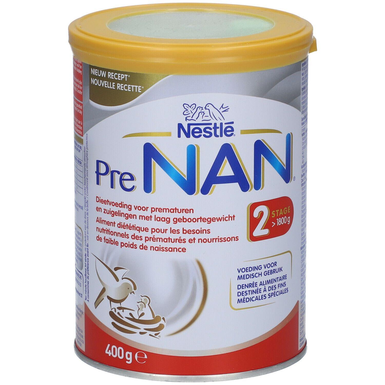 Nestlé PreNAN Stage 2