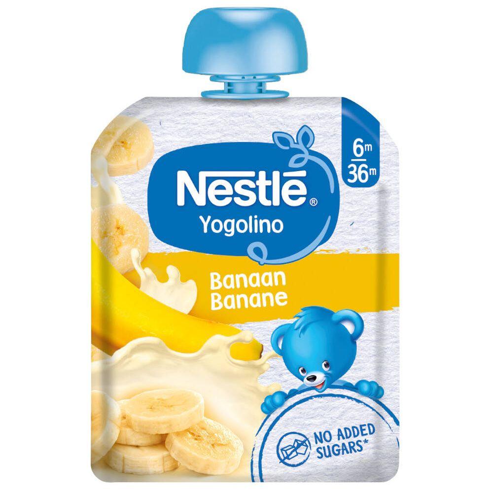 Nestlé® Yogolino® Banane