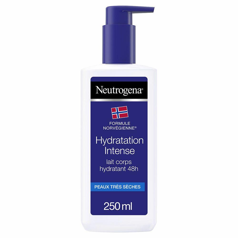 Neutrogen® Formule Norvégienne® Réparation Intense lait corps apaisant & réparateur