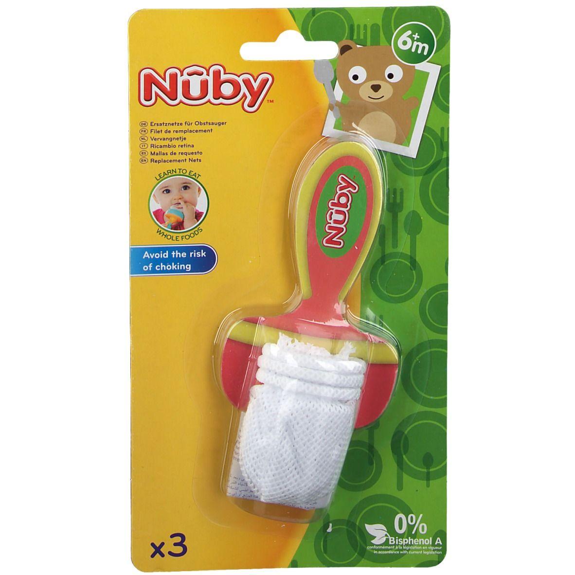 Nuby Filets de remplacement