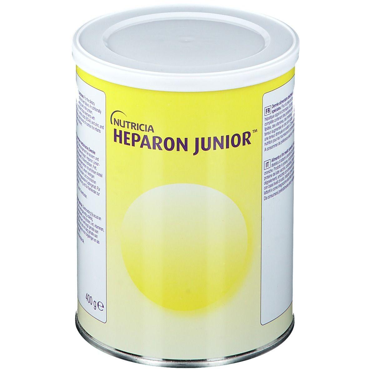 NUTRICIA HEPARON JUNIOR