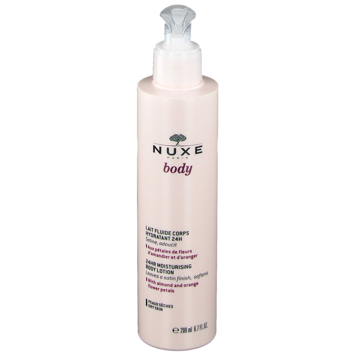 Nuxe Body Lait fluide corps hydratant 24h