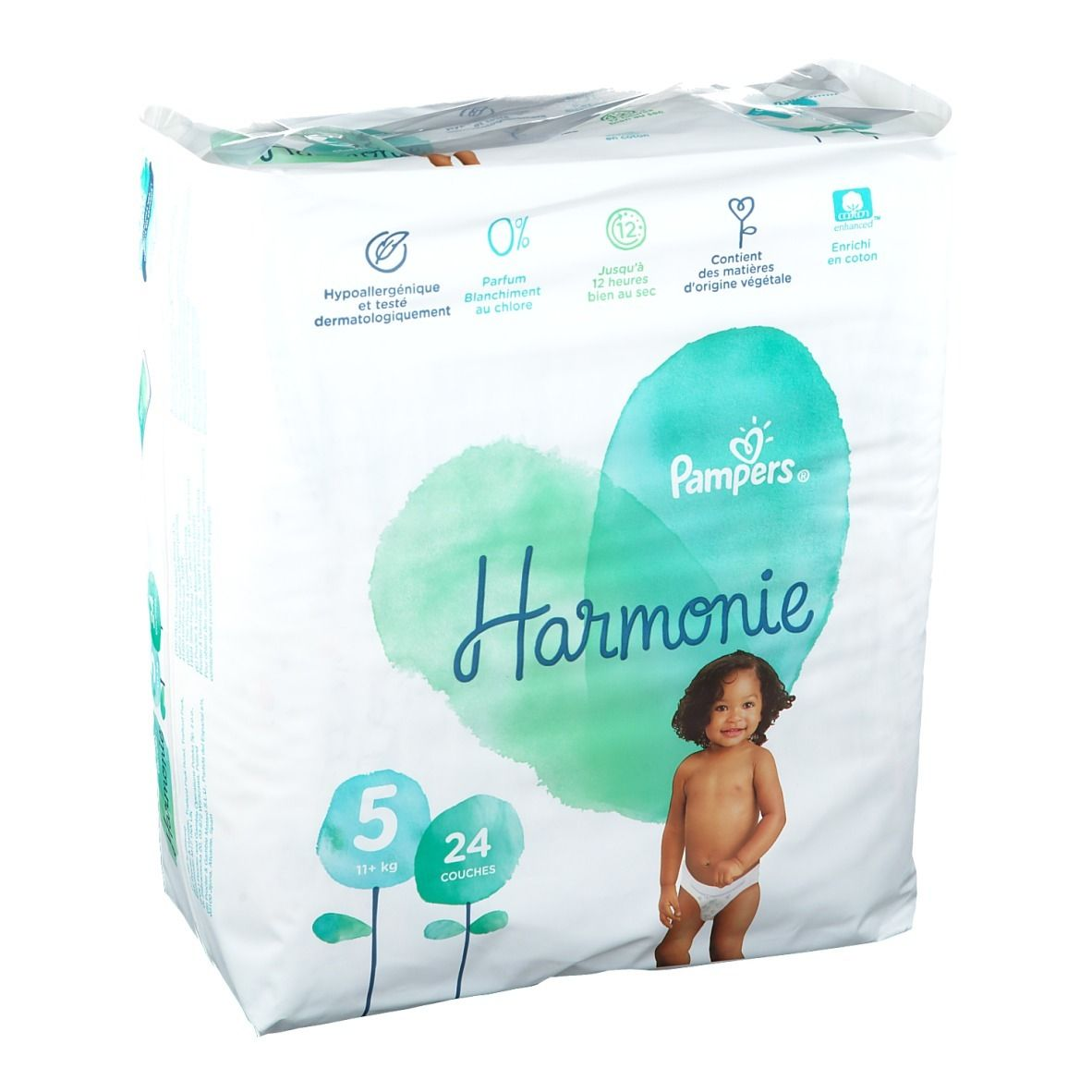 Pampers Harmonie Couches Taille 5