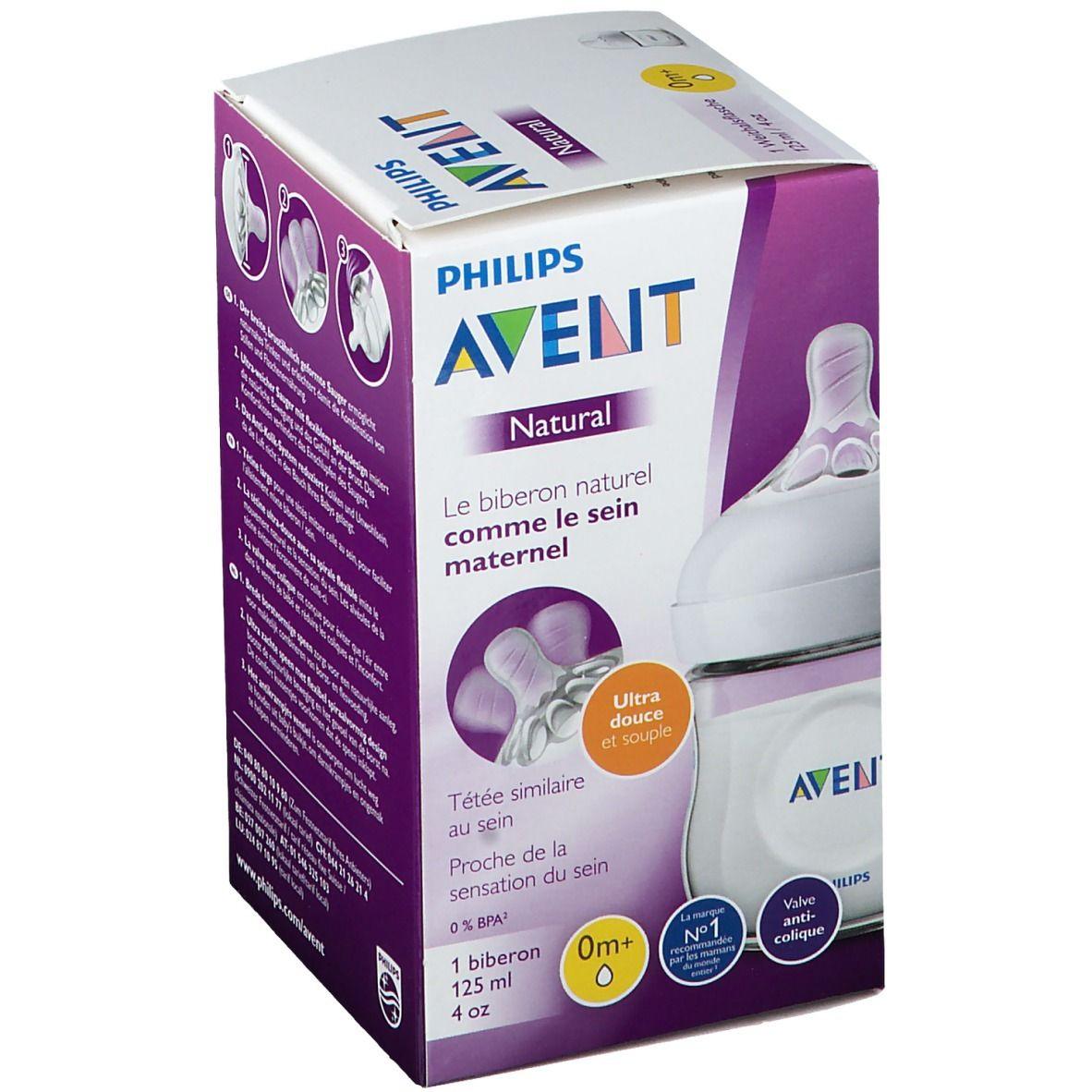 Philips AVENT Biberon natural 125 ml