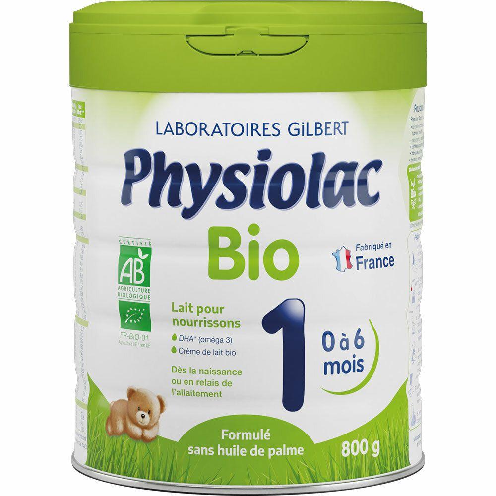 Physiolac Bio 1
