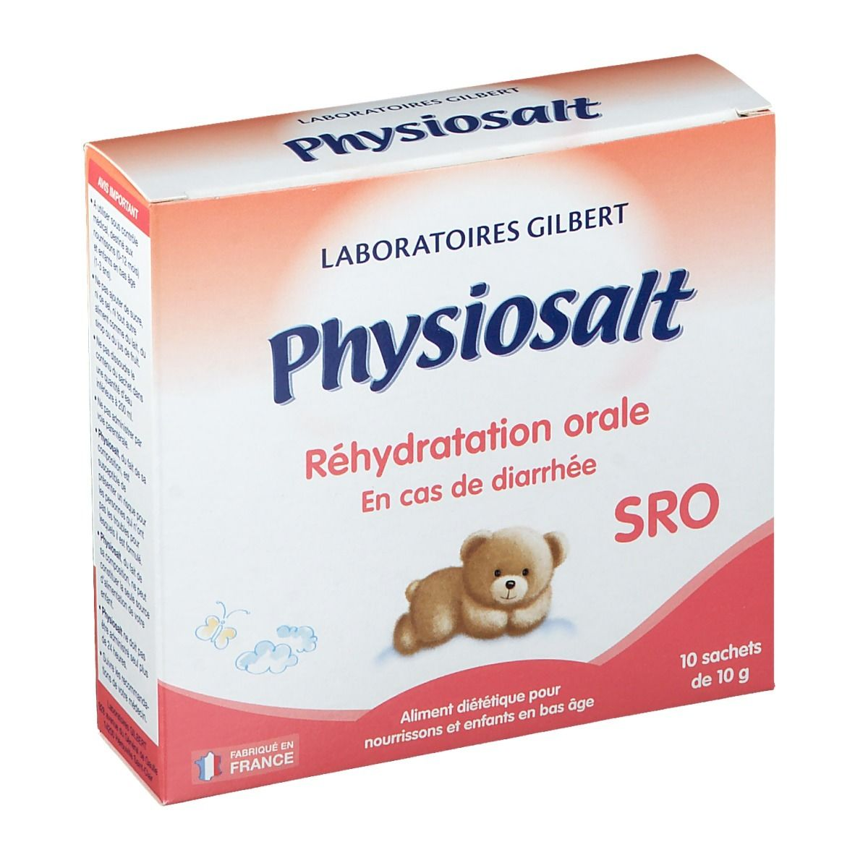 Physiosalt Réhydration orale