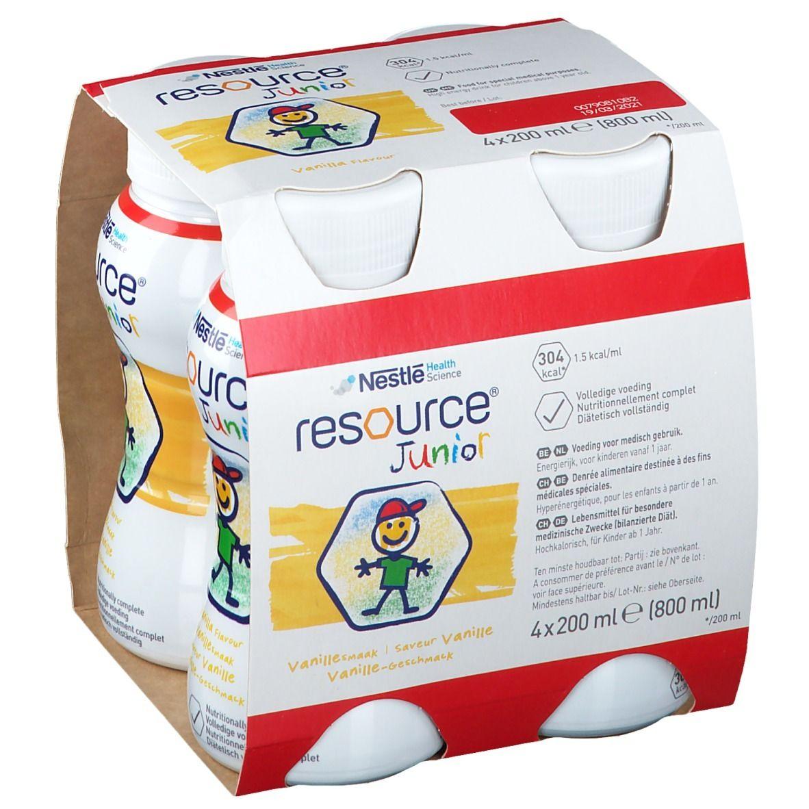 Resource Junior Vanille Cup