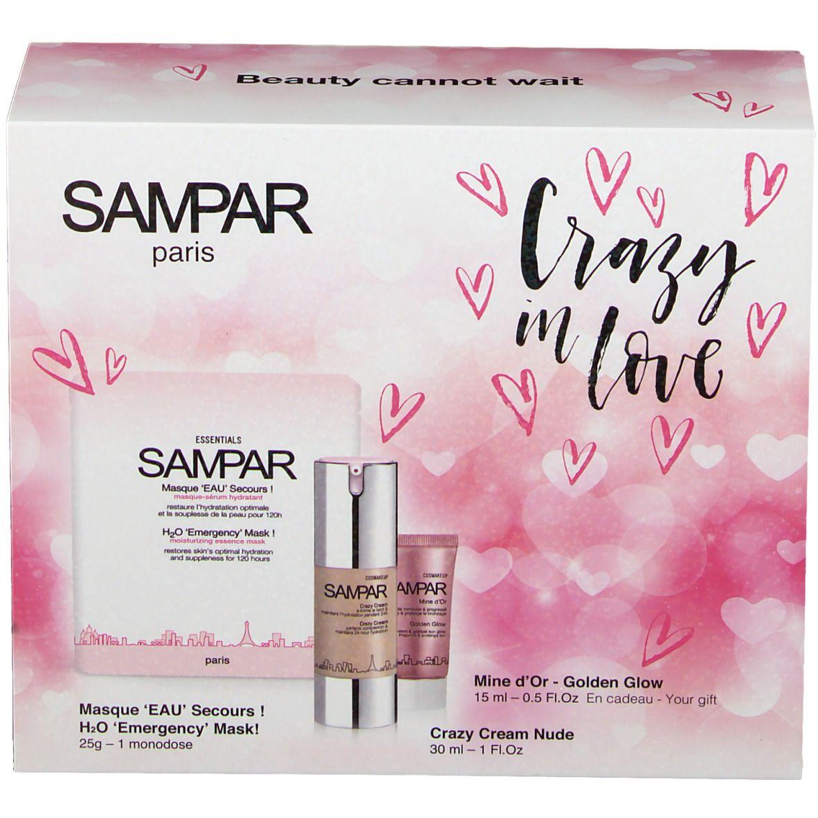 SAMPAR Coffret Crazy in Love