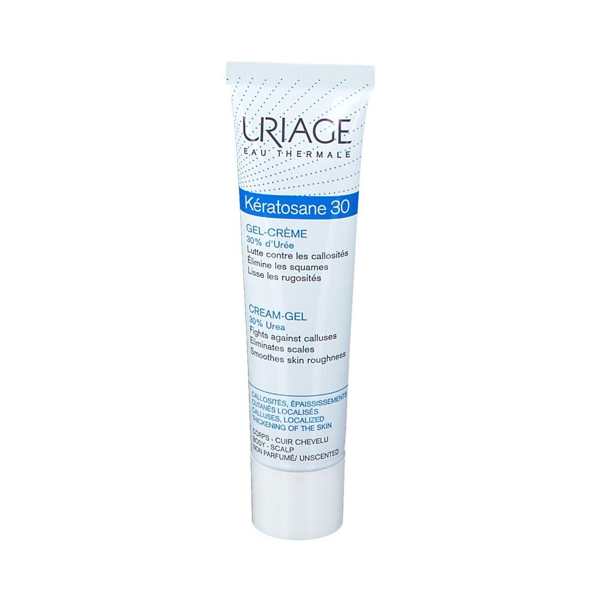 Uriage Kératosane 30 Gel-Crème