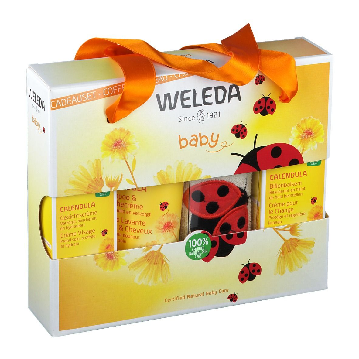 WELEDA Baby Coffret Cadeau au Calendula