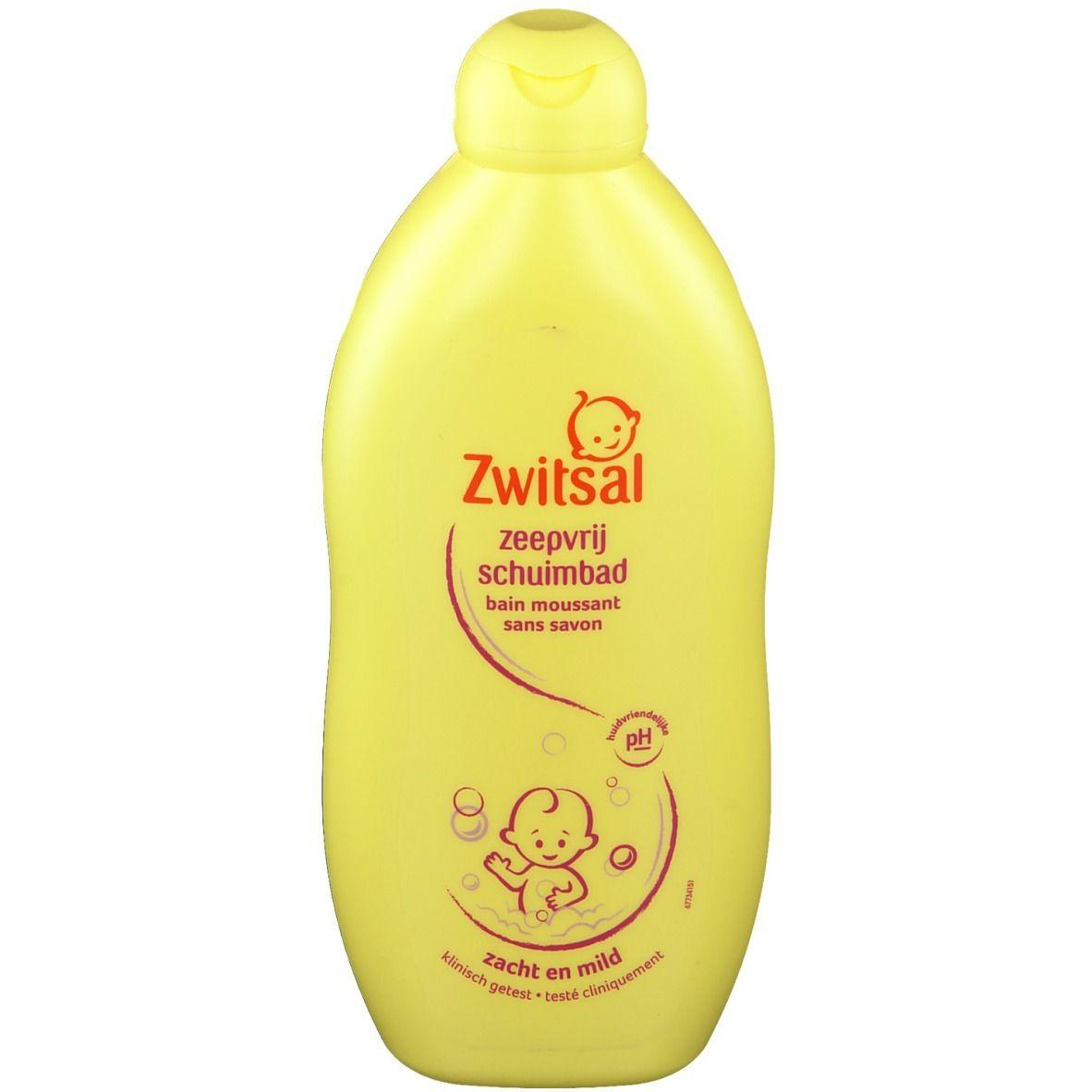 Zwitsal Bain moussant sans savon