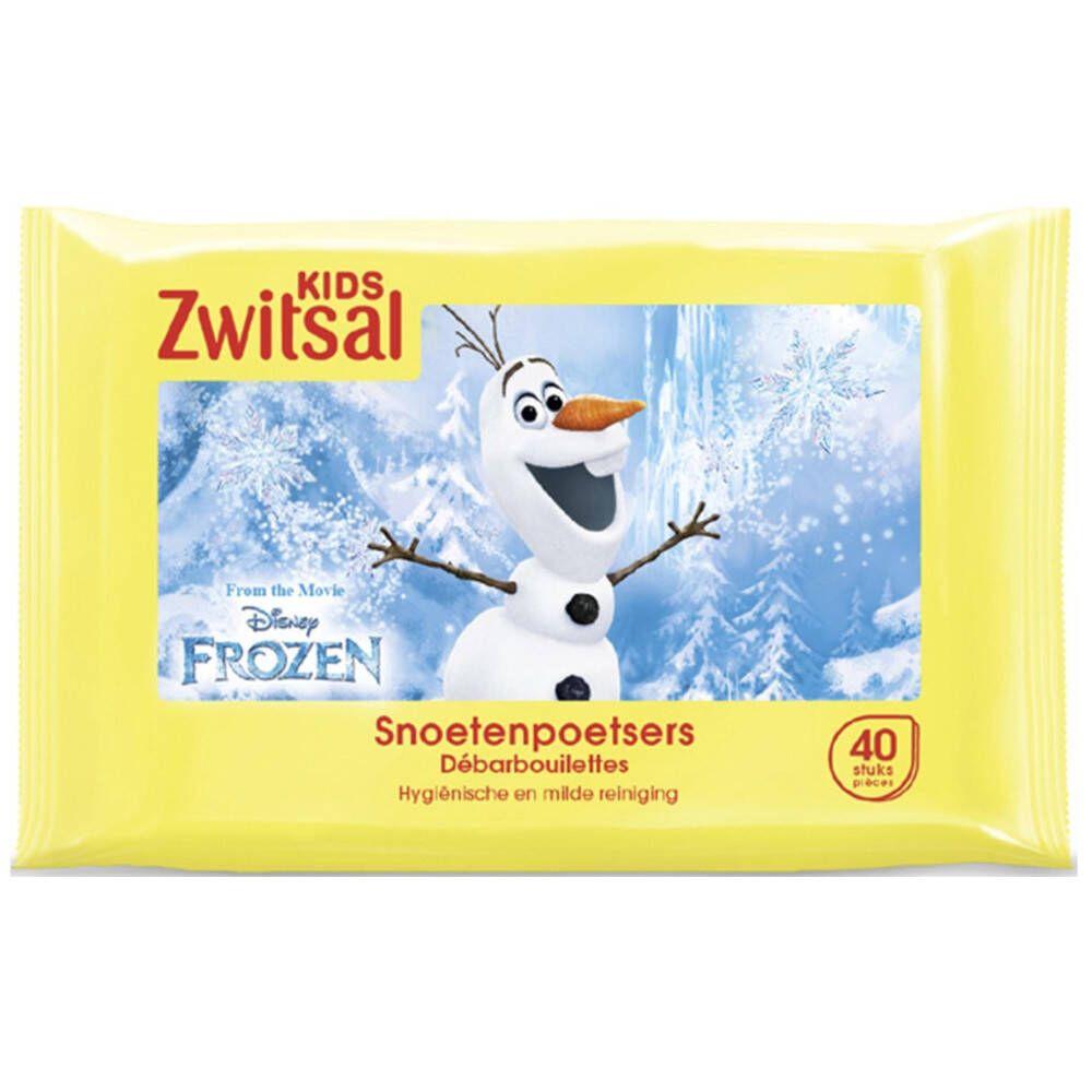 Zwitsal Kids Lingettes Humides Frozen